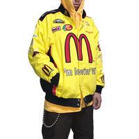 "【DEAD STOCK】NASCAR RACING JACKET ""MCDONALD'S"""