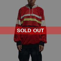 【USED】80'S ADIDAS SPORTS HOODIE MADE IN WEST GERMANY