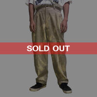 【USED】90'S COMME DES GARÇONS HOMME BLEACHED 2TAC CORDUROY PANTS