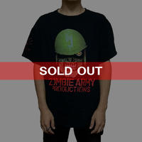 【USED】ZOMBIE ARMY T-SHIRT