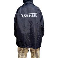 【USED】90'S  VANS COACH JACKET