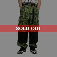 【USED】DIGITAL CAMO BUGGY TROUSERS