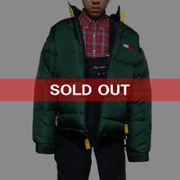 【USED】90'S TOMMY HILFIGER REVERSIBLE DOWN JACKET