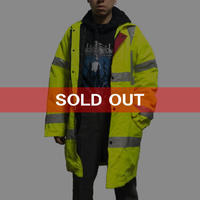 【USED】UK FIREMAN REFLECTIVE JACKET