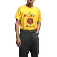 【USED】80'S BACARDI T-SHIRT