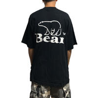 【USED】90'S BEAR T-SHIRT