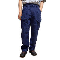 【USED】90'S-00'S BRITISH ARMY ROYAL NAVY COMBAT TROUSERS  (⑦ 1999)