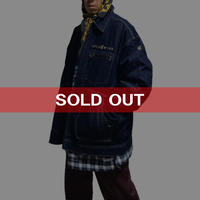 【USED】00'S ROCAWEAR OVERSIZED DENIM JACKET