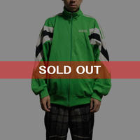 【USED】80'S ADIDAS TRACK JACKET GREEN
