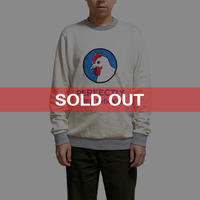 "【USED】KIT NEALE SWEATSHIRT ""PERFECTLY FRIED CHICKEN"""