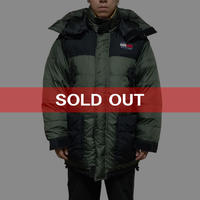 【USED】90'S TOMMY HILFIGER OVERSIZED DOWN JACKET