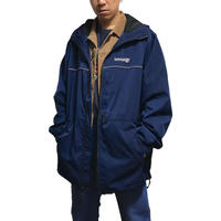 【USED】90'S  TIMBERLAND OVERSIZED MOUNTAIN JACKET