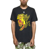 【USED】80'S JAPANESES TANG LION T-SHIRT