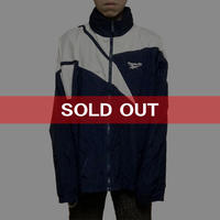 【USED】90'S REEBOK NYLON JACKET