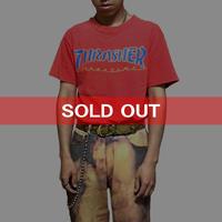 【USED】90'S THRASHER MAGAZINE T-SHIRT