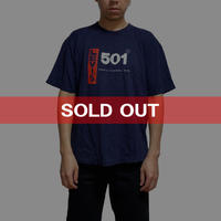 【USED】90'S LEVI'S 501 T-SHIRT