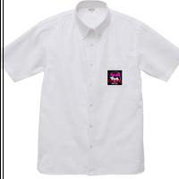 オールバッド君/削氷オックスフォードボタンダウンシャツ