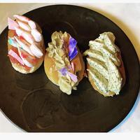 いちょうの木クリームパン3個セット【菓子類のみ着払い配送になります。4/7以前に御注文くださったかたは追記事項をご確認下さいませ】