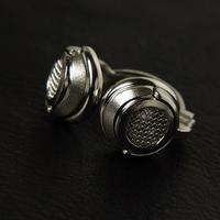 ヘッドフォンリング - シルバー