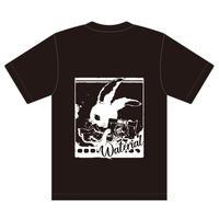 ビッグシルエットTシャツ(WATERIAL)