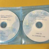 9/12満足夏宣言!LIVE CD2枚セット