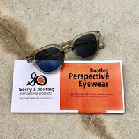 Sorry a bootleg optical -PERSPECTIVE Eyewear -GANJA - Type-5
