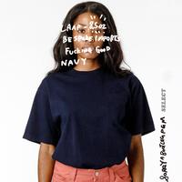 LA APPAREL  / Garment Dye 8.5oz  NAVY