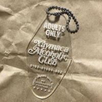 Xaymaca alcoholic club : Love hotel Key holder