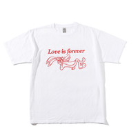 Love is forever - Sorry a bootlg pgm 19s/s Tee(White)