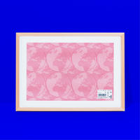 Art print|ハムの惑星#3 フレームなし