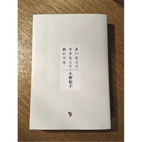 小野和子『あいたくて ききたくて 旅にでる』