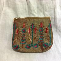 パレスチナ手刺繍  コインケース【2】