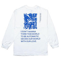 WORLD TOUR TEE (LONG)