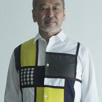 Mondrian Composition Patchwork Shirt. (Men's SIZE:4)