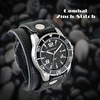 """【決算セール】Combat """"2inch Stitch"""" Black"""