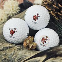Golf Balls (3個セット)
