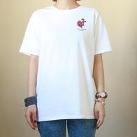 White T-shirt Unisex