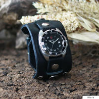 "Challenger Roman (Black Bezel) ""Monkey 20mm"""