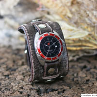 "Challenger Linear (Red Bezel) ""Monkey 20mm"""