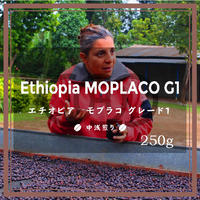 【エチオピア】MOPLACO グレード1 (250g)