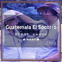 【グアテマラ】エル ソコロ (250g)