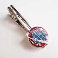 旧ソ連の「宇宙」ネクタイピン #004