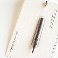 古いペン先ピアス #14