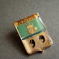 旧ソ連の「紋章」ブローチ #017