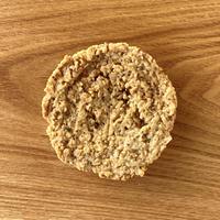 まんげつ(2枚入り)−栄養価の高いごまとオーツ麦がたっぷり!