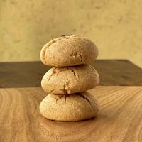 ころろん ジンジャーキャラウェイ(3個入り)−2種のスパイス響き合うクッキー