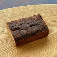 ダークフルーツケーキ(1/2ブロック)−様々な素材の美味しさがぎゅっと詰まっています