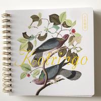 「小鳥観察 Kotringo Best」  リングノート