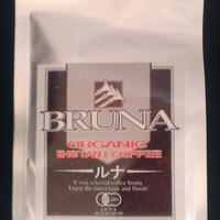 インスタント珈琲「BRUNA(ルナ)」詰替え用 75g(オーガニック) 有機JAS認証