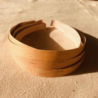 ロシア産白樺樹皮テープ 幅1.5cm×長さ約30cm~40cm 1番皮12本1セット【001~004】